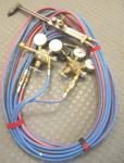 Autogen-Schweißgarnitur für Acetylen+Sauerstoff