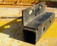 Comain Geländerhalter mit Bolzen +Stecker l=25cm Ulma 2.6kg