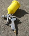 Farbspritzpistole Rodcraft Düse 1,4mm