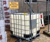IBC Container Wassertank 1000 Liter