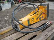 Meißel für Hydraulikhammer Indeco HP200