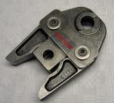 Pressbacke Roller VRX 40 für Viega Raxofix Rohr