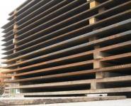 Überfahrplatte Stahl 2,50m x 2,00m x 30mm 1200 kg