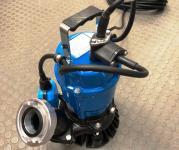 Tauchpumpe für Schmutzwasser mit C-Anschluss