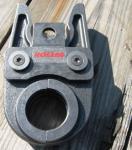 Pressbacke Roller U 40 für Uponor
