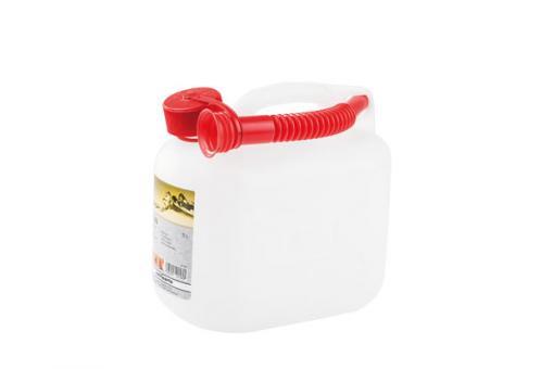KraftstoffKanister mit Ausgießer 5 Liter