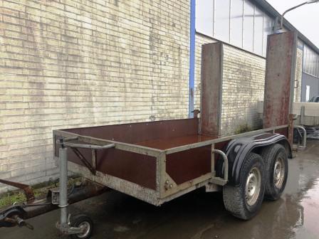 Baumaschinen-Transportanhänger 3000kg