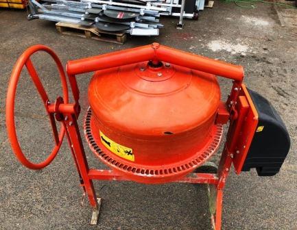 Betonmischer 120 Liter 230V