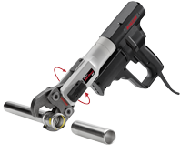 Fittingpresse bis 108mm Rohrdurchmsser 230V