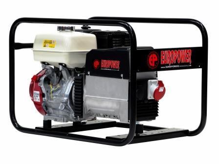 Stromerzeuger 6,5kVA  1x400V 1x230V