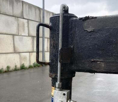 Hydraulikrohr mit 37° JIC Bördelverschraubungen