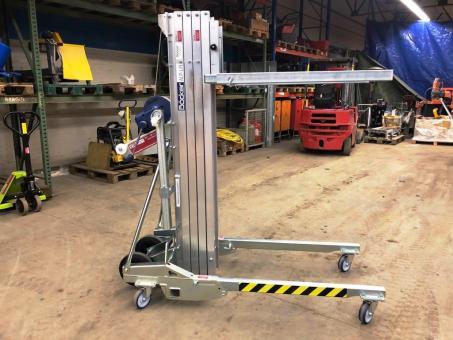 Montagelift Hubhöhe 0.2m-6.2m max. 300kg