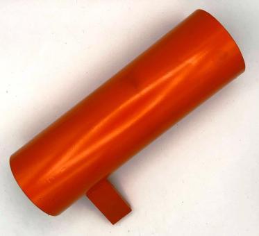 Schneckenmantel StatorTwisterD6-3wf Pin Orange für Innenputz