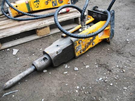 Meißel für Hydraulikhammer Indeco HP150