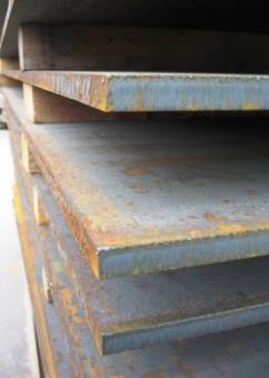 Lastverteilplatte Stahl 3,00m x 1,25m x 30mm