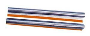 Ersatz-PVC-Folien für Türbreiten bis 113cm