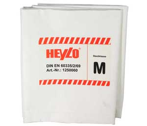 Staubsack Klasse M Heylo 300mm