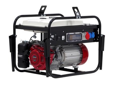 Stromerzeuger BG Bau 8kVA Europower EP8054T-25H/So