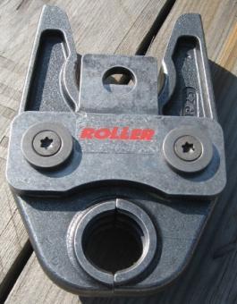 Pressbacke Roller UP 25 für Uponor
