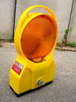 TL- Baken- Warnleuchte Future LED Ø180mm Gelbe Optik