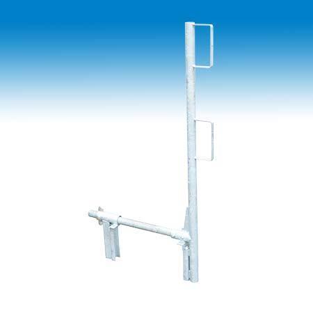 Brüstung-Schutzgeländerzwinge Höhe 1m