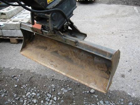 Grabenräumlöffel 100cm starre Ausführung MS01