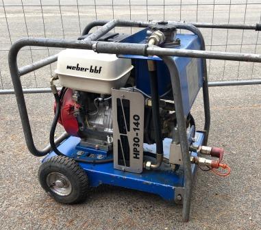 Hydraulikaggregat Kraftstsation 30 Liter 140  bar