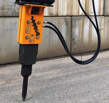 Hydraulikhammer Indeco HP150W