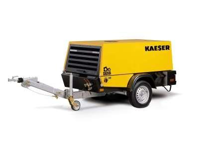 Kompressor 4,2m³/min 10bar Kaeser M45