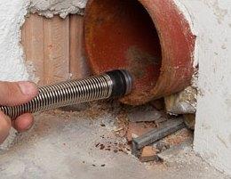 Kanalkamera bis 150mm Rohr S/W
