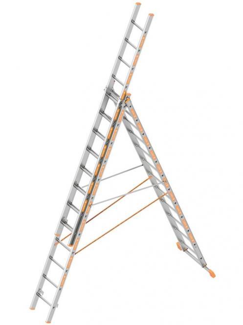 Allzweck Stehleiter Arbeitshöhe 6.5 m