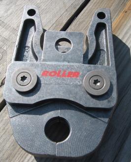 Pressbacke Roller UP 20 für Uponor