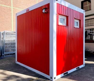 WC Container Damen/ Herren